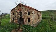300 Yıllık Germiyan Kilisesi Defineciler Tarafından Talan Edildi...