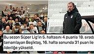 Lig'in Yeni Lideri Beşiktaş! Ecel Terleri Döktüğü Maçta Kayserispor'u Yenen Kartal Zirveye Yerleşti