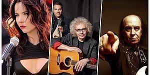 Yıllardır Yeni Albüm Çıkarmayarak Sevenlerini Müziğine Hasret Bırakmış 13 Müzisyen ve Grup