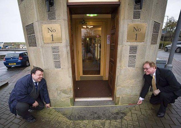 5. Guinness Dünya Rekorları'na göre dünyanın en kısa caddesi İskoçya'dadır.