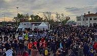 Yüzlerce Öğrenci Kadıköy'de Toplandı: 'Bütün Kayyum Rektörler İstifa Etsin'