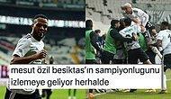 Kartal Durdurulamıyor! Çaykur Rizespor'u Çok Rahat Geçen Beşiktaş'ta Cyle Larin 4 Golle Şov Yaptı