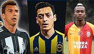 Süper Lig'de Transfer Dönemi Açılır Açılmaz Herkesi Havaya Sokan Dedikodular