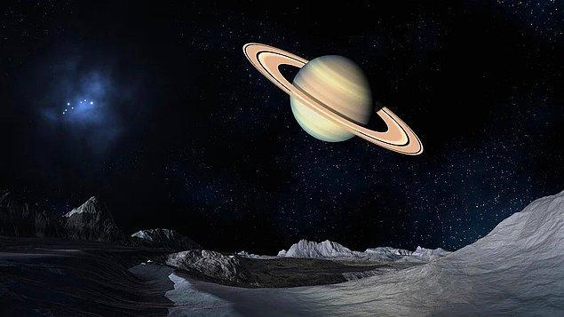 Satürn gerilemesi kova burcunda!