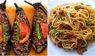 Öğünlerden Artan Yiyecekleri Makarnayla Buluşturup Yeni Bir Öğün Haline Getirebileceğiniz 10 Fikir