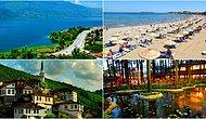 11 Madde İle Türkiye'nin Bilinmeyen Güzelliği, Doğa Harikası Şehir: Sakarya