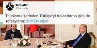 Türk Telekom Vurgunuyla Suçlanan Hariri'nin Erdoğan Tarafından Ağırlanması Tepki Çekti