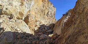 Şırnak'ta Kömür Ocağında Göçük; 1 İşçi Yaralı, 1 İşçi Kurtarılmaya Çalışılıyor