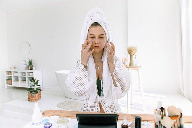 3. Sağlıklı cilde de zarar verebilir