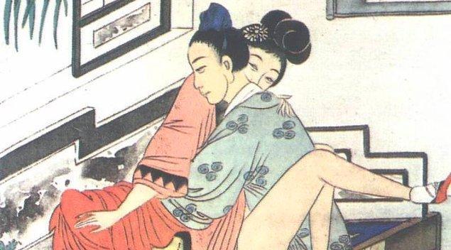 Aslında bu akım, Eski Çin'de cinselliğin temelini oluşturan eski felsefelerden biri... Yalnızca tek bir maddesi yok!