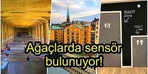 Bu Hangi Seviye? İsveç'teki Medeniyetin ve Yaşamın Benzersiz Olduğunu Gösteren 19 Örnek