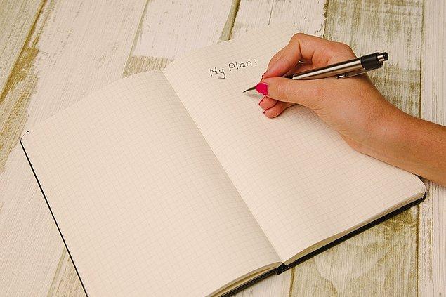 1. Yabancı dil öğrenmek için planlarınızı uzun vadeli tutun!