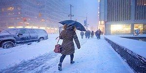 Karlı Hava Dalgası Bu Gece Geliyor! Günlerce Sürecek