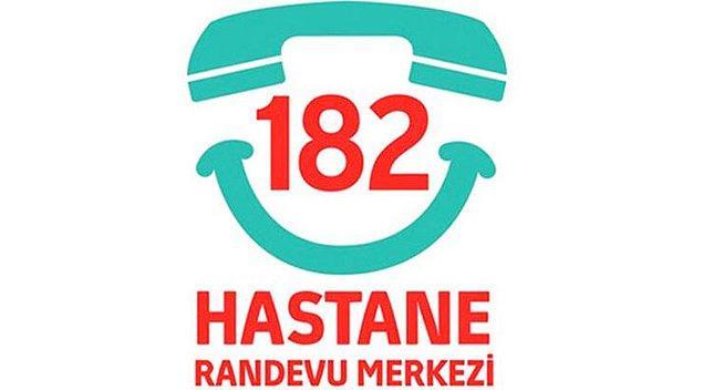 4) Alo 182'yi arayın