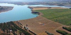Baraj Gölünün Ortasında Oluşan Ada, 8 Milyon TL'ye Satışa Çıktı