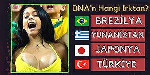 Favori Seks Pozisyonuna Göre DNA'n Hangi Irktan Geliyor?