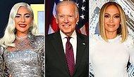 Lady Gaga'dan Jennifer Lopez'e: Biden'ın Yemin Töreni Yıldızlar Geçidine Dönüşecek