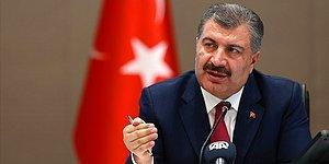 Bakan Koca'dan Parti Genel Başkanlarına Aşı Daveti