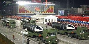 ABD'ye Gözdağı: Kuzey Kore, Dünyanın En Güçlü Silahını Tanıttı