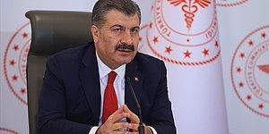 Koca'dan HDP'ye Aşı Teşekkürü: 'Sıra Bekleyip Örnek Olmayı Tercih Ettiler'