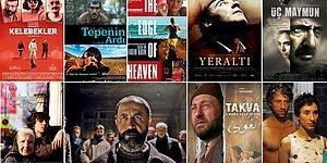 Gişede Yüzü Gülmeyen ama Festivallerden Boş Dönmeyen 14 Ödüllü Türk Filmi