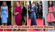 """Her Zaman Şık ve Asil Görünmeyi Bilen """"First Lady""""lerin Giyim Tarzları"""