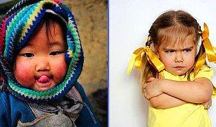 Orta Asya'dan Göç Etmesine Rağmen Türkler Neden Çekik Gözlü Değil?