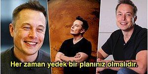 Tesla'nın CEO'su Elon Musk'tan Hedeflerinize Ulaşmanızı Sağlayacak Başarı Dersleri