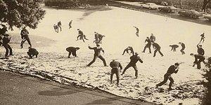 Şaka Değil Tamamen Gerçek: İstanbul'da 1935 Yılında Kar Topu Oynamak Neden Yasaktı?
