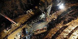 Çin'de Göçük Altında Kalan Madencilerden Not: Sakın Durmayın!