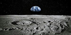 Romantizmin Değişmez Nesnesi Güzel Uydumuz Ay'ın Nereden Geldiğini Hiç Düşünmüş müydünüz?