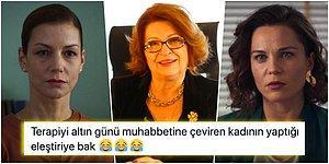 Gülseren Budayıcıoğlu'nun Bir Başkadır'daki Psikiyatrları 'Duvar Gibiler' Diyerek Eleştirmesi Tartışma Yarattı