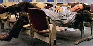 Koronavirüsten Korkup Üç Ay Gizlice Havalimanında Yaşayan Adam Gözaltına Alındı