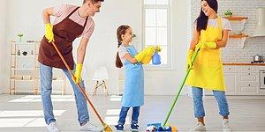 Evlerde Temizliğe Virüs Ayarı: Artık Temizliğe Daha Çok Vakit Ayrılıyor!