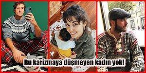 Cemal Can'dan Hande Erçel'e: Son Zamanların Sevilen Ünlülerinin Kış Modasına Damga Vuran Kazakları