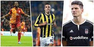 Avrupa'nın 5 Büyük Liginde Gol Kralı Olduktan Sonra Süper Lig'e Transfer Olan 11 Futbolcu