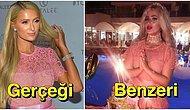 Paris Hilton'un Amcasının Kızı Kadar Benzerliğiyle Dikkat Çekecekken Hakkı Verilmeyen Melisa Özmen