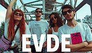Birkan Nasuhoğlu, Nova Norda, Canozan ve Sedef Sebüktekin'in Yeni Albümü EVDE Yayınlandı!