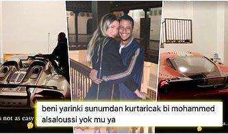Mısırlı Sevgilisi Mohammed Alsaloussi'nin Milyonlarca Liralık Arabalarını Paylaşan Şeyma Subaşı Dillere Düştü