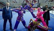 Aman Eller Duymasın: Wushu Federasyonu Aile Arasında Turnuva Düzenlemiş