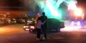 Düğün Olmadan 78 Binlik Oldular: Antalya'da Driftli Evlilik Teklifine Ceza Yağdı
