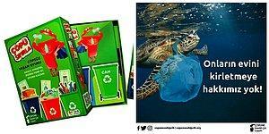 """Çöpüne Sahip Çık Vakfı'nın Çocuklara Mesajı Var: """"Çöpü Sıfırla"""""""