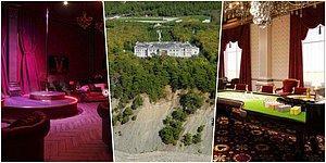 Striptiz Salonu, Kumarhane... Rus Muhalif, Putin'in Karadeniz'deki Sarayının Fotoğraflarını Paylaştı