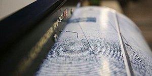 İzmir Seferihisar Açıklarında 4,5 Büyüklüğünde Deprem