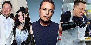 Dünyanın En Hızlı Yüksek Lisans Bırakan İnsanı Elon Musk'ın Aşırı Garip Hareketleri ve Kararları