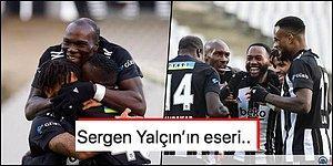 Beşiktaş Zor Geçmesi Beklenen Maçta Karagümrük'ü Dört Golle Geçerek Yenilmezlik Serisini 8 Maça Çıkardı