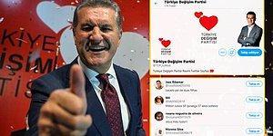 Takipçilerin Yarısı Brezilya'dan: Sarıgül'ün Partisinin Twitter Hesabı Çalıntı mı?