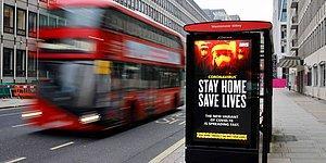 İngiltere'de Ev Karantinasına Girenlere 500 Sterlin Ödeme Yapılması Gündemde