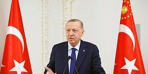 Erdoğan'a Göre Ekonomide İşler Yolunda: 'Kapanan Dükkan, Şirket Falan Yok'