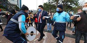 CHP'li Belediye En Düşük Ücreti 5 Bin TL Yaptı, İşçiler Bayram Etti